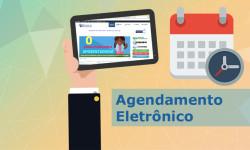 IMG Agendamento eletronico inicio
